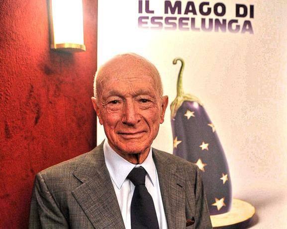 Morto Bernardo Caprotti, il fondatore di Esselunga aveva 90 anni